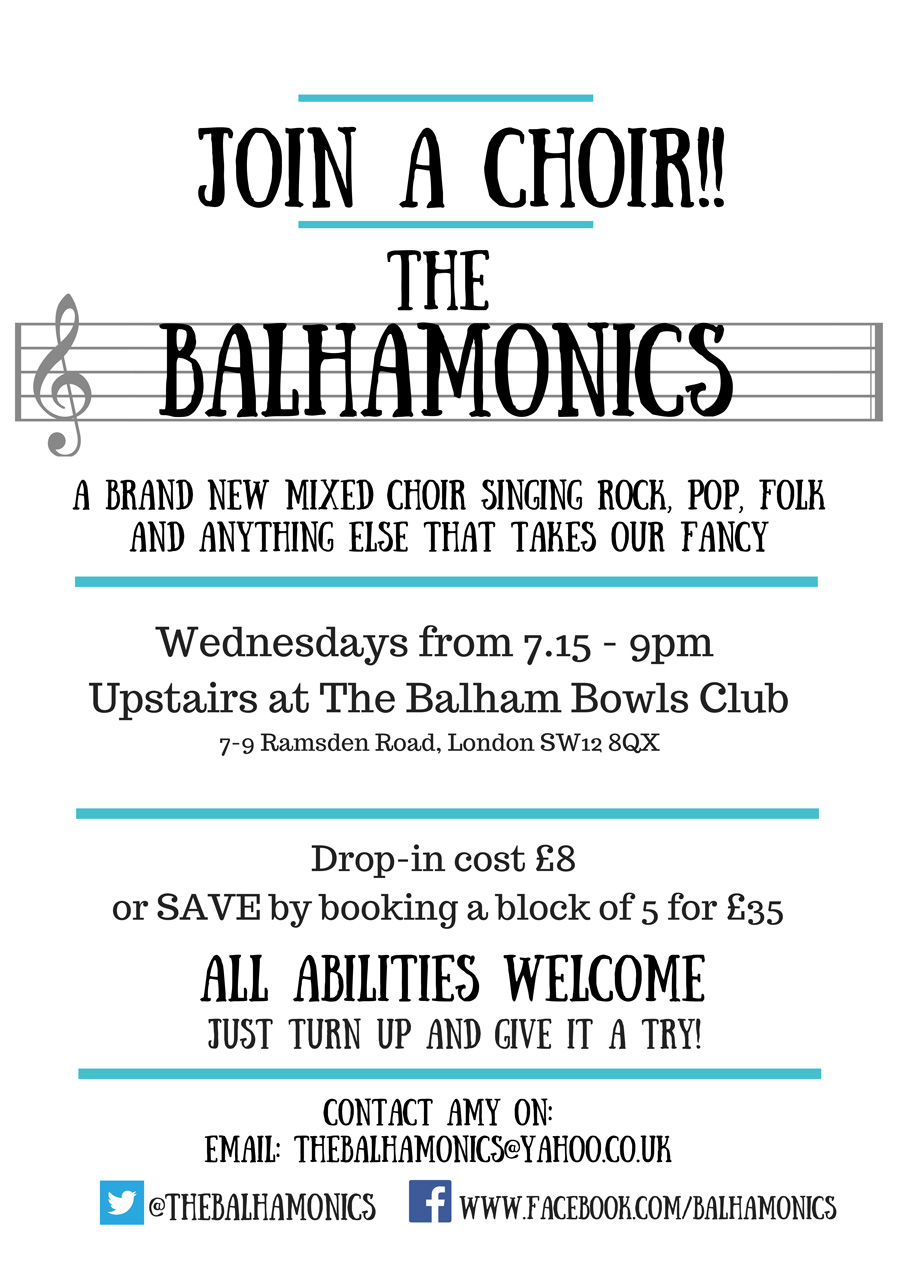 The Balhamonics