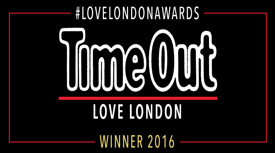 TimeOut Winner 2016