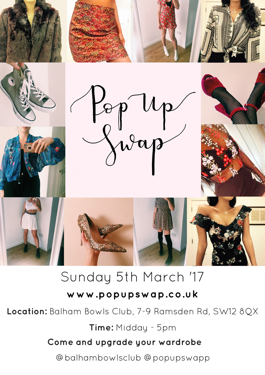 Pop Up Swap